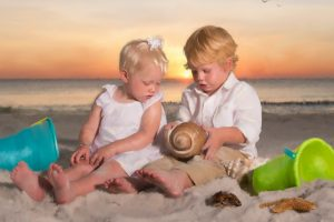 Beach Portraits by award winning studio|Hoffman Fine Arts|Naples|Fort Myers